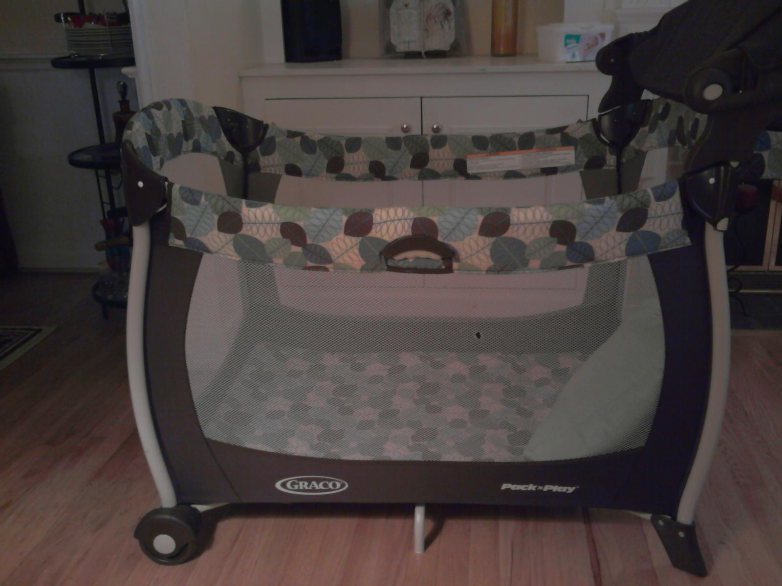 Infant Sleeping Area (1)